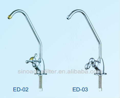 stainless steel water filter faucet RO system used faucet ED-04