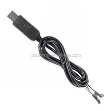 USB to TTL Serial Cable PL2303HX - Debug / Console Cable for Raspberry Pi