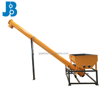 High speed automatic screw feeding machine/powder hopper and feeder/screw feeder auger conveyor machine