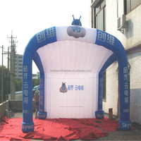 Best quantity PVC/nylon inflatable plant arch