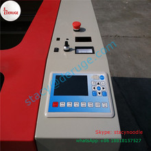 Granite Laser acrylic sheet cutting and engraving machine