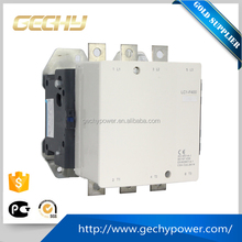 Best sale LC1F400 380V 660V 50/60Hz Motor protective contactor Magnetic electric AC Contactor