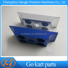 Aluminum Go Kart Frames Lower Light Support