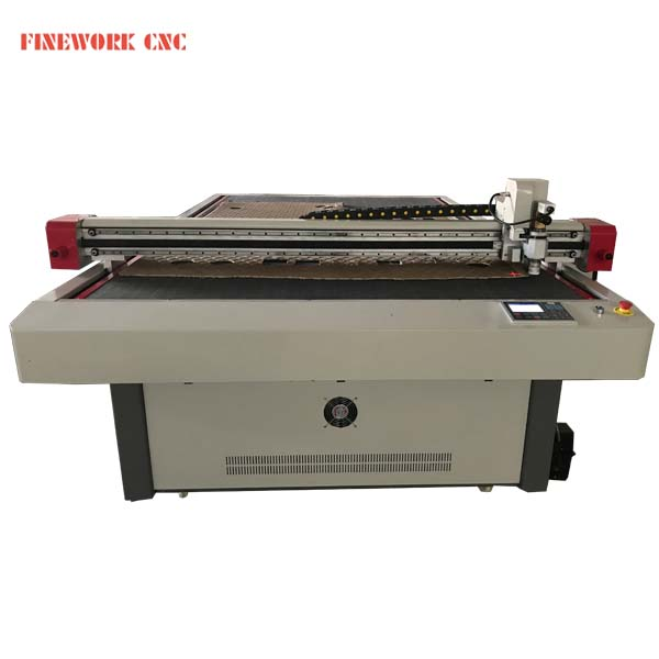 New designed fineworkcnc ruizhou cnc leather cutting machine for sale