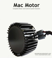 Mac motor 2800 rpm with class leading torque