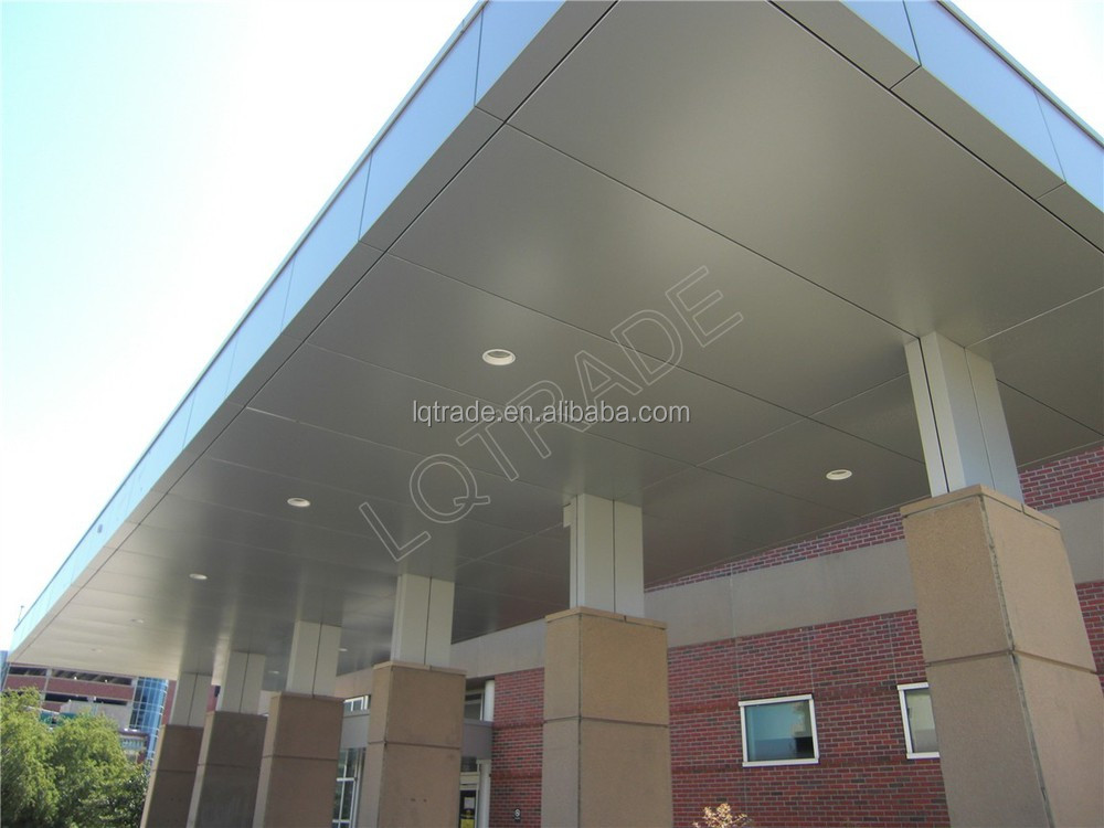 Fireproof Aluminum Exterior Wall Panel