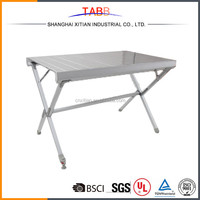 Good Quality Waterproof Double/Single folding dining table