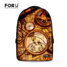 2014 New Creative design backpack <strong>school</strong> with vintage canvas backpack for teenagers