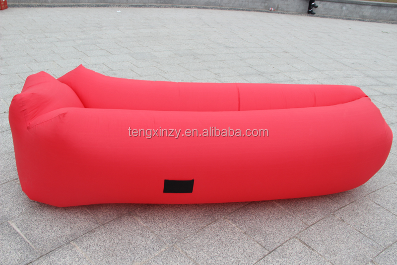 China Manufacturer Inflatable Air Lounger