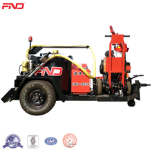 Diesel Road Crack Filling Equipment, Road Construction Machinery With Asphalt Boiler