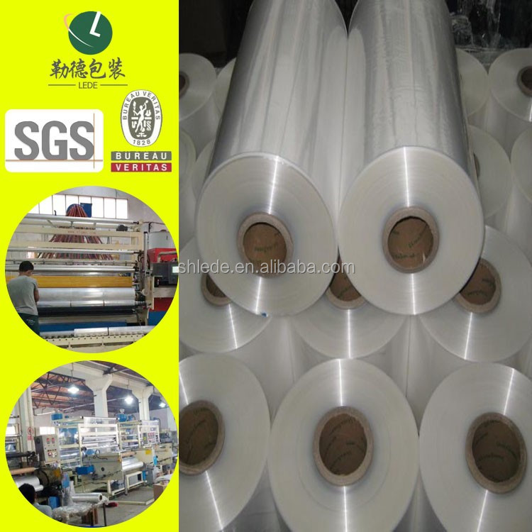 High strength cling wrap plastic film protective lldpe wrapping film