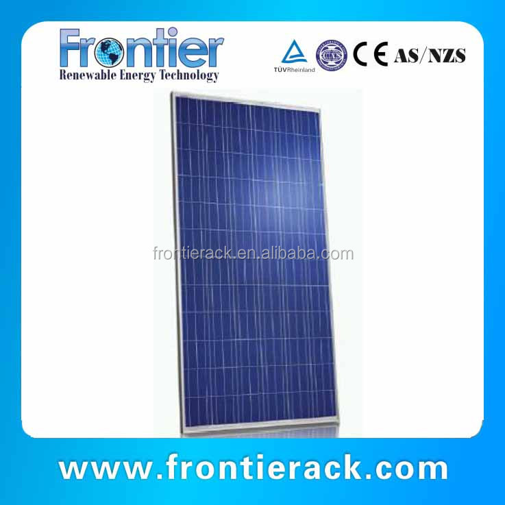 2016 new technology 305W polycrystalline solar panel