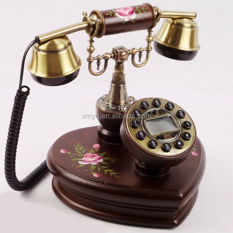 Wholesale Antique Decoration Telephone Online Buy Best Antique