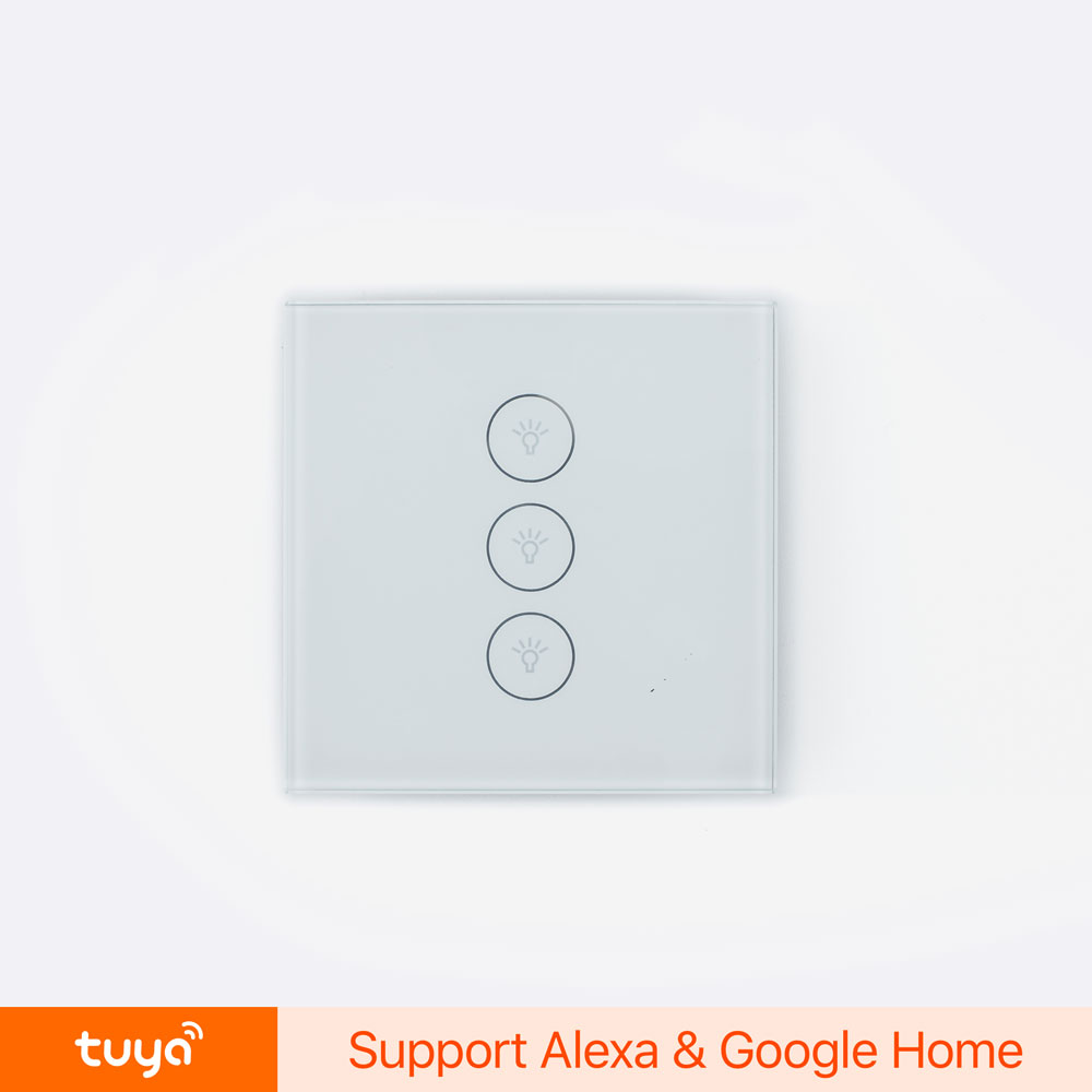 Wirelessly Controlled Smart Home Automation Alexa-Enabled Wifi Light Switch