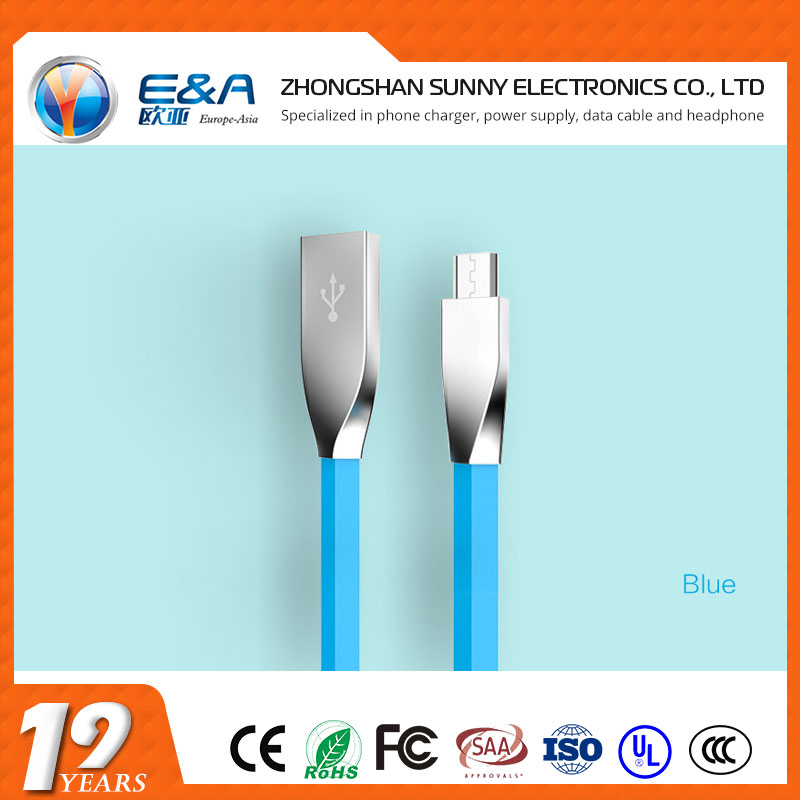 High quality on side PE coated usb cable to micro