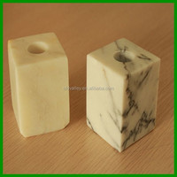 Marble stone candle jar/ candle holder with good quality and cheapest price