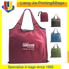 Promotional Nylon Foldable Shopping Bag