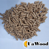 Industrial wood pellets