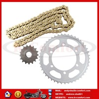 KCM462 Chain and Sprocket Extreme Kit For YAMAHA YZF R1 1998-2010 99 00 02 03 04 06 07