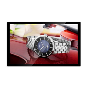 Wall Mounted Wi-Fi Advertising Full HD 1080P Android Media Player 24 Inch