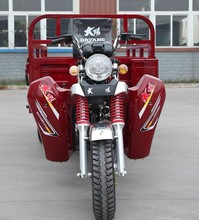 Motorized Tricycle Cargo Motorcycle with Lifan 200cc engine