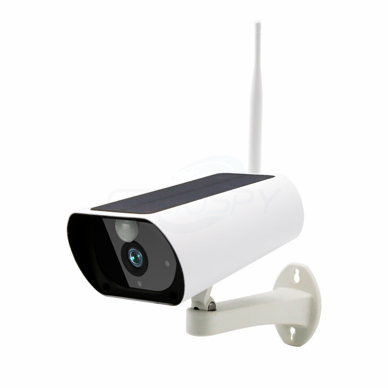 CCTV Security HD 1080p 2MP <strong>WIFI</strong> Wireless Outdoor Camera Battery P2P Ap Function Solar Powered <strong>Wifi</strong> Video Camera