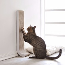 BASICS Collection Cat Scratcher Wall Mounted Scratching Post