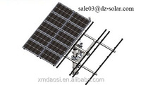 DAT1 Dual-axis Tracking System solar pv mounting system for ground installation solar power residential