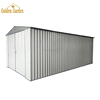 Apex roof metal garage shed for sale