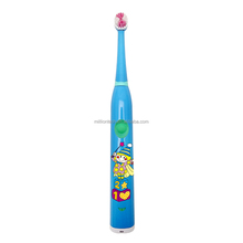 BD3013 replaceable brush head children musical electric toothbrush