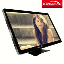 Ergonomic design black touchscreen i7 all in one pc with battery