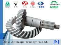 china truck spare parts Crown Wheel and Pinion Gear 99012320177/125