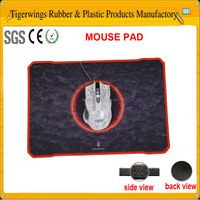 Top quality rubber mouse pad photo computer keyboard parts and functions