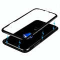 Full Body Phone Case For iPhone 7 Plus Tempered Glass Cover Case with Metal Bumper Celulares For iPhone 7 Accessory