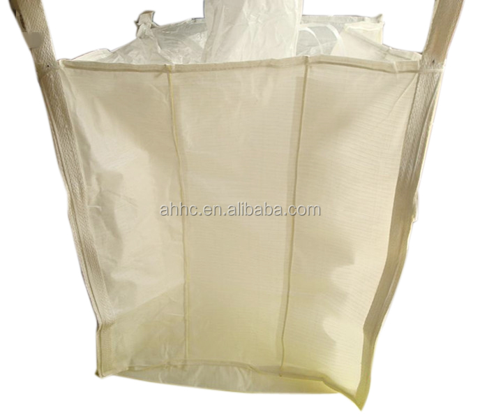 firewood packing big bag breathable vented type jumbo bag bulk super bag