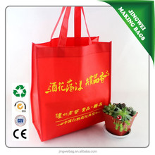 Hot sale cheap price portable marketing non woven wine shopping bag