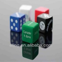 16mm Customized Game Dice