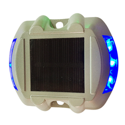 Butterfly Solar panel monocrystalline 2.5V/0.2w solar road stud solar cat eyes road stud and led light in concrete