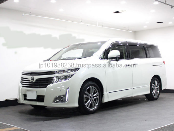 USED VANS - NISSAN ELGRAND 250 HIGHWAY STAR (RHD 819847 GASOLINE)