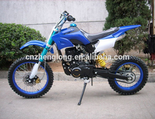 2015 new design dirt bike 150cc motorcycle wholesale blue color