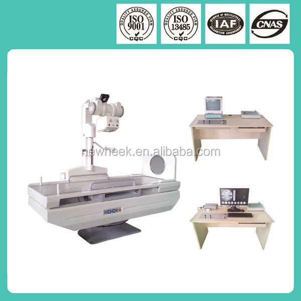 50kw 630mA medical digital radiography U Arm X ray machine/ CE approval
