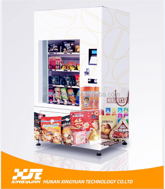 hot chip vending machine,chips vending machine,candy for vending machines