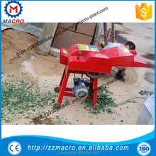Garden waste corn fodder rice straw shredder