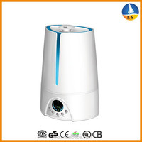 LED display 4.5L Capacity ultrasonic air humidifier purifier aroma diffuser