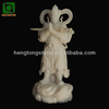 Natural Marble Standing Buddha Statue