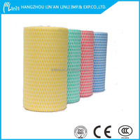 printed ,polyester spunbond nonwoven fabric, biodegradable ,cold water soluble nonwoven fabric