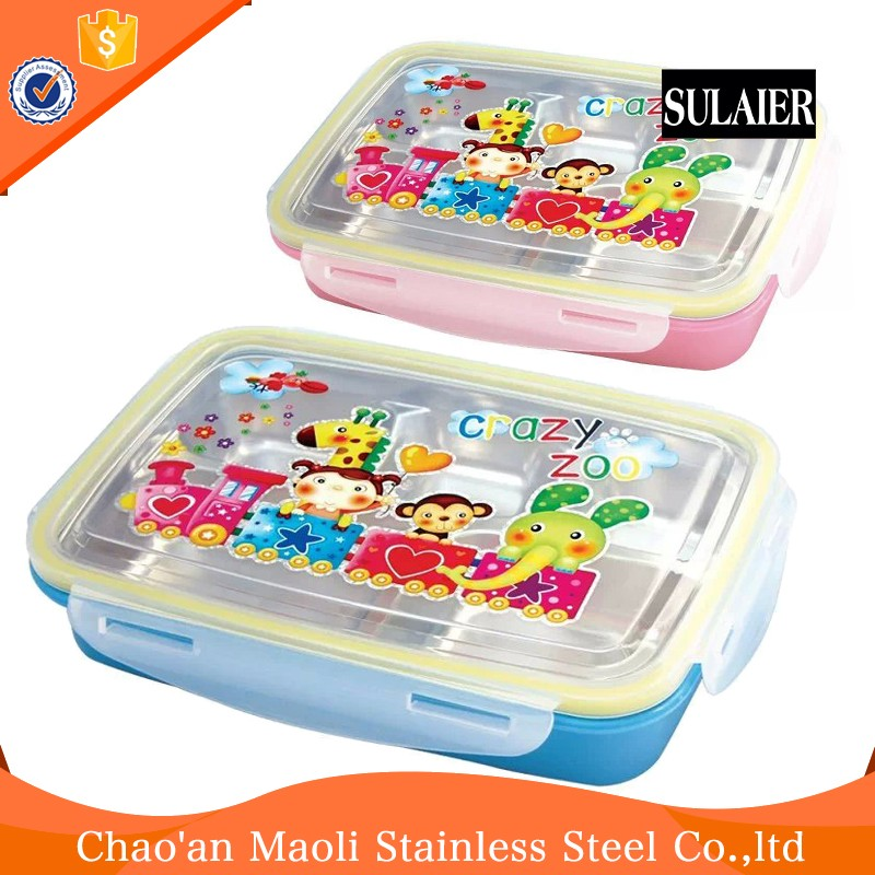 Top Quality Best Selling 3 Four Layers Insulated Food Container Carrier