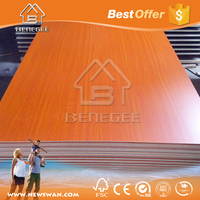 MDF Board for Interior Design / MDF Wood / MDF Decorative Wall Panel