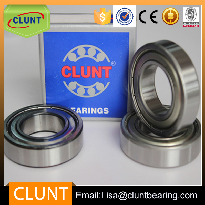 China made motorcycles deep groove ball bearing 6203