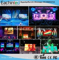 P4.8mm RGB Full Color Stage Background Decoration Led Video Curtain